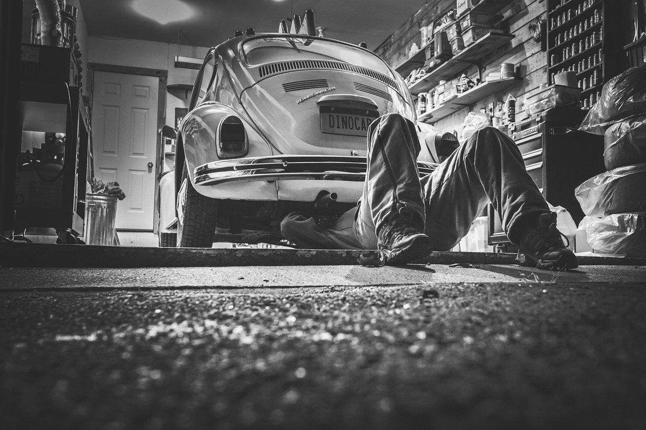 Erfahren Sie alles über Fahrzeugreparatur in diesem Artikel